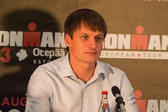 IRONMAN pressikonverentsi foto Triatloniportaalile 2