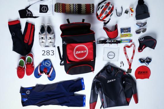 triatloni varustus